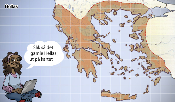 Gamle Hellas Samfunnsfag 5 Klasse Norsk Bokmal