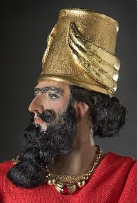 Sumerisk konge